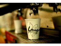 Full time Barista for busy Camden Coffee Shop