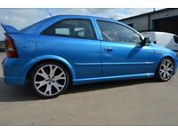 ASTRA GSI FULLY FORGED LOW MILLAGE VXR SRI