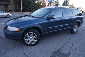 2007 Volvo XC70 2.5T A
