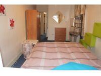 double room ensuite next to willesden green sti