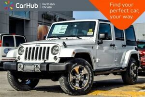 2018 Jeep Wrangler New Car Sahara 4x4|LED Lighting,Connect.Pkgs|