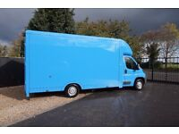 ESSEX MAN AND VAN - REMOVALS WALTHAM ABBEY - ALL ESSEX AREAS COVERED - MAN AND VAN ESSES -7.5 TONNE