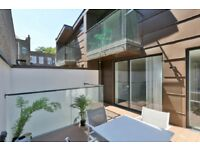 LUXURY HIGH SPEC ** 4BED ** 4BATH ** PRIVATE PATION ** BALCONY ** DALSTON **