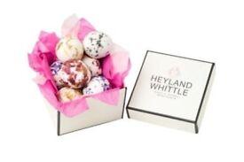 Heyland whittle Shea Butter Bath Melt Gift Box
