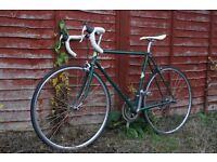 Classic Ernie Clements Vintage Road Bike Reynolds 531