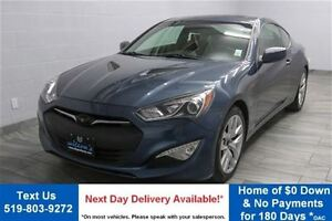 2013 Hyundai Genesis COUPE w/ NAVIGATION! LEATHER! SUNROOF! ALLO