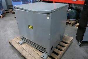 BEAVER Transformer, 93 kVA, 600-488/277 | 240/139