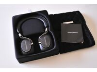 Bowers and Wilkins B&W P5 Series 2 On-ear Headphones - Excellent Condition!