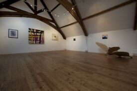 A wonderful 1100 sq ft Office/ studio space to let in a Converted Chapel