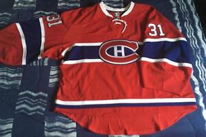 Montreal Canadiens Carey Price Pro Authentic goalie jersey