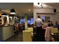 Restaurant Supervisor Southampton city centre ( Greg's Bistro)