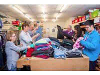 Volunteer Retail Assistants - PDSA Charity Shop, Hanley