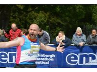 Take part in the Edinburgh Marathon Festival with Age Scotland