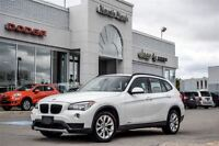 2014 BMW X1 xDrive28i PanoSunroof HTD Frnt Seats HTD Steering