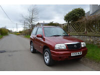 Suzuki Grand Vitara Sport - Very Low Miles, Fantastic Car