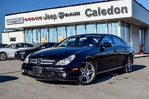 2011 Mercedes-Benz CLS-Class CLS550 Nav Sunroof Bluetooth Leathe