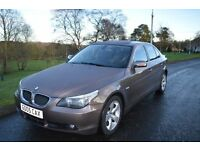 BMW 525 D ,Manual 6 speed