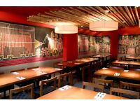 Commis-Chefs, Cooks & Kitchen Assistants Masala Zone, London