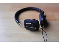 Bowers and Wilkins B&W P3 Series 2 On-ear Headphones - Excellent Condition!