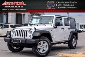 2017 Jeep WRANGLER UNLIMITED New Car Sport|4x4|Lighting,PwrConv,
