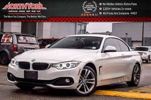 2014 BMW 428i xDrive|Nav|BlindSpot|Leather|360 Cam|HeadUp|H/K Au
