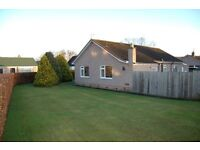 Exceptionally well presented and spacious 3 bed bungalow in a popular and quiet area of Scone.