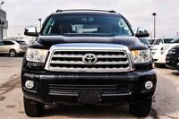 2013 Toyota Sequoia Platinum 4WD Leather Nav Sunroof JBL Audio H