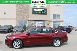 2017 Chevrolet Impala LT  **BLUETOOTH** **TOUCHSCREEN**