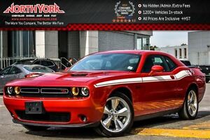 2016 Dodge Challenger R/T |Classic|Sunroof|Nav|DualStripes|RearC
