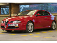 Alfa Romeo GT 3.2 V6 24V Gorgeous Red!