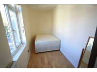 Bright 2 bedrooms flat in Redbridge with council tax and water included