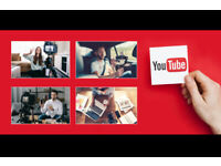 YOUTUBE! EDITING, MOTION GRAPHICS AND ANIMATION FOR YOUR YOUTUBE CHANNEL!