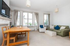 A light & attractive FURNISHED first floor flat situated on Lavender Hill