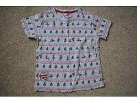 Boys Christmas T Shirt, Age 2 - 3. Excellent condition
