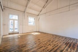 Grey Studio: Creative Office Space / Studio / Workshop / Central London / Waterloo / SE1