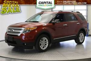 2014 Ford Explorer XLT* Htd Seats * Dual Clim Control * 3rd Row