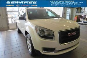 2014 GMC ACADIA 2WD SLE CAMERA ARRIERE ,DEMARREUR A DISTANCE
