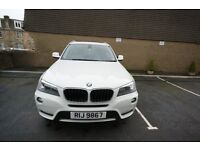 BMW X3 - Genuine Low Mileage