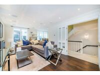 A lovely refurbished three bedroom house set within this secure gated development in Chelsea