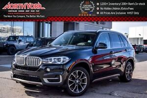 2015 BMW X5 xDrive35i Nav Leather H/K Audio PanoSunroof HeadUp