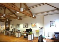 SHOREDITCH 1,184 sq. ft. (approx.) Self-contained office unit within period warehouse building