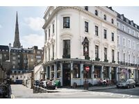 Experienced kitchen porter needed for traditional British pub opposite Hyde Park
