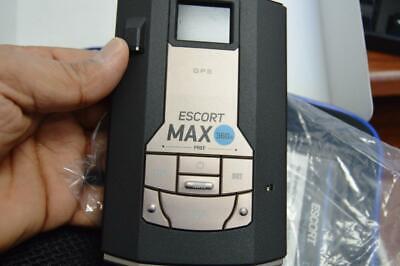 Escort MAX360C Radar/Laser Detector Wi-Fi & Bluetooth Enabled