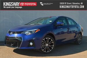 2016 Toyota Corolla S - Technology Package