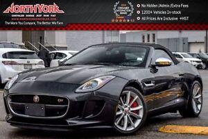 2015 Jaguar F-Type V6 S Supercharged|Performance Seats|Nav|Switc