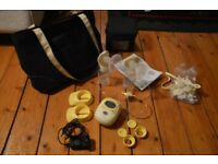 Medela Freestyle electric double breast pump