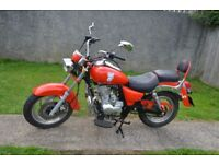 Pioneer Motorbike