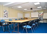 Space available for Training, meetings, workshops & networking in Enfield