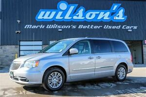 2016 Chrysler Town & Country TOURING! 7-PASS! DUAL DVD! LEATHER!