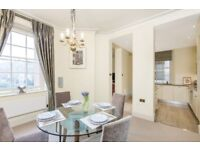 Old Brompton Road SW5.Spacious, newly redecorated, south garden-facing one bedroom apartment to rent